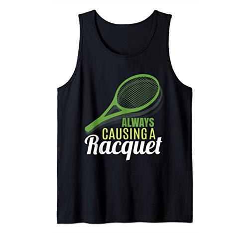 Pro Tennis Joueur Cadeau Balle de Tennis Équipe Équipement Débardeur