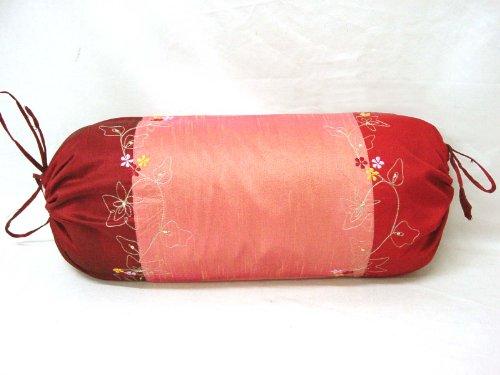 0 www.working-house.com (Textil / Cojines) Funda DE COJIN Cama Sofa Rollo Redondo Rosa