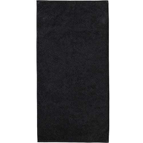 Joop! Handtuch Uni Cornflower 1670 | 906 schwarz - 50 x 100