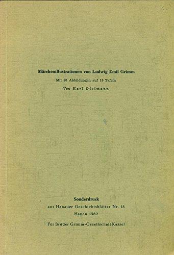 Märchenillustrationen von Ludwig Emil Grimm.