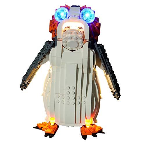 QZPM Led Beleuchtungsset Für Lego Star Wars PORG,Kompatibel Mit Lego 75230 Bausteinen Modell (Ohne Lego Set)