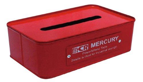 MERCURY TissueCase レッド C117RD