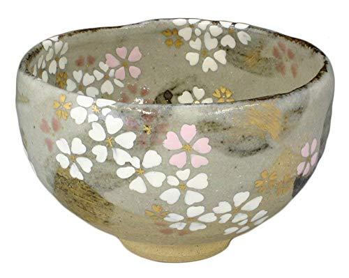 Best Deals! KIYOMIZU Ware Matcha Bowl (Wooden Box) SAKURA