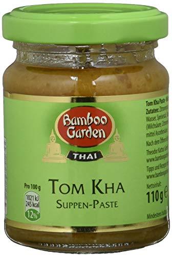 Bamboo Garden Tom Kha - Suppenpaste, 1er Pack (1 x 110 g)