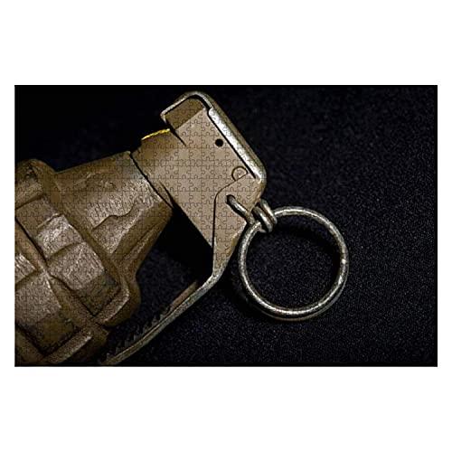 1000 piezas de la Segunda Guerra Mundial Granada de mano Armas americanas Imágenes de archivo Fotos libres de derechos Rompecabezas de piezas grandes para adultos Juguete educativo para niños Juegos c
