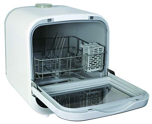 エスケイジャパン食器洗い乾燥機Jaimeタンク式ホワイトSDW-J5L-W