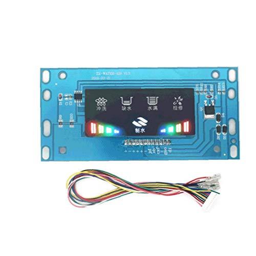 Panel Ordenador de a bordo Purificador de agua Accesorios plaza micro inteligente LED de control del módulo de control de la máquina RO