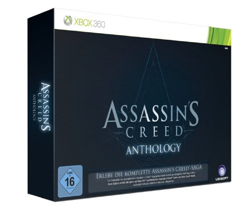 Assassin's Creed Anthology Edition, Exklusiv bei Amazon.de [Importación alemana]