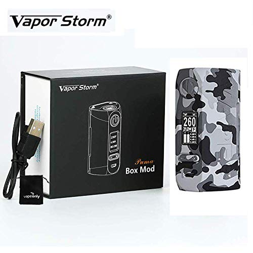 Cigarrillo electrónico Vapor Storm Puma 200W TC MOD Graffiti Box Big Power...