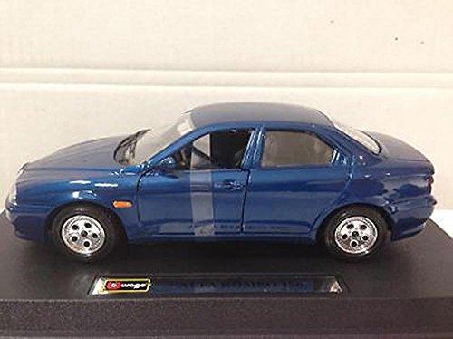 Alfa Romeo 156 échelle 1:24 (bleu)