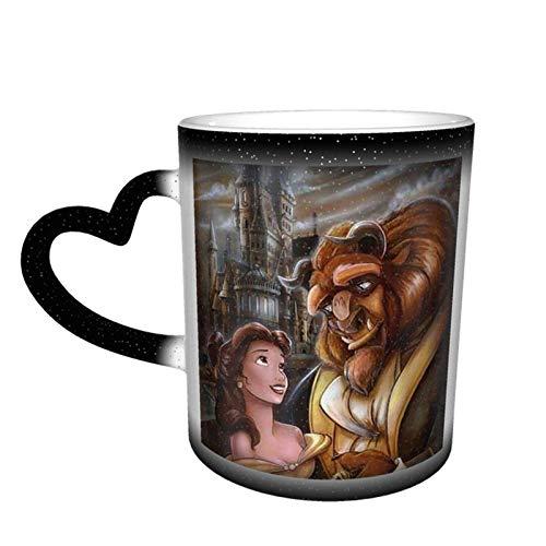 Große Kaffeetasse, Design