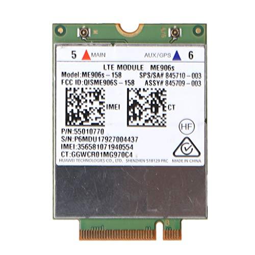 SHURROW Para HP-LT4132 Hua-wei ME906S M.2 Qual Band LTE HSPA + Módulo 4G Módulo móvil WWAN