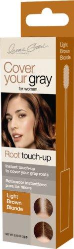 Cover Your gray Retouche de la couleur des racines - Châtain clair-Blond - Mini boîte