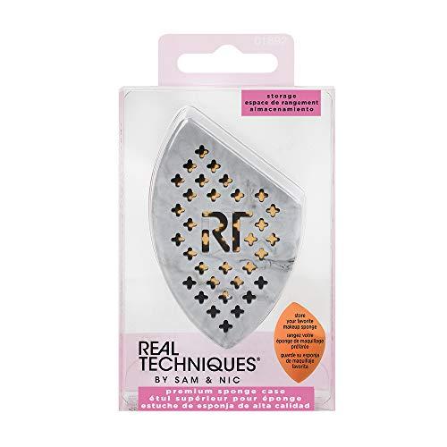 Real Techniques Étui de Voyage pour Éponge de Maquillage Miracle 12 Unité 80 g