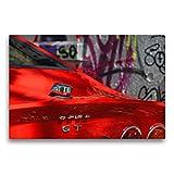 Opel GT 1900 AL Une légende sportive allemande 75 x 50 cm