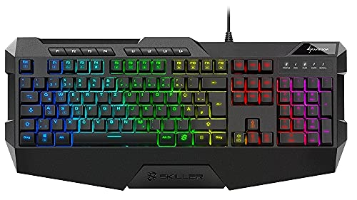 Sharkoon Skiller SGK4 Keyboard Bild