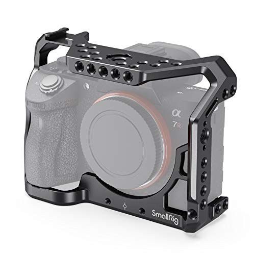 SMALLRIG Sony A7RIII/Sony A7 IIIカメラ専用ケージ ILCE-7RM3 / a7R Mark III対応ケージキット コールドシ...