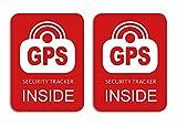 Gps Tracker Stickers
