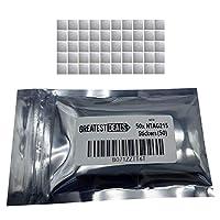 NTAG215 25mm NFCステッカーはTagMoと完璧に機能します。 50 Stickers