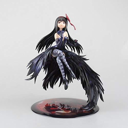 BHNACM Puella Magi Madoka Magica Akemi Homura Demon Carácter Modelo Decoración Estatua Figura Animada