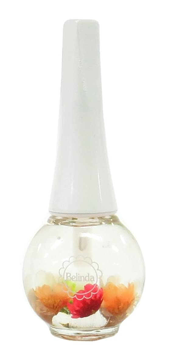 ファウル脅迫テクニカルBelinda Cuticle Oil 上品で落ち着いたホワイトローズの香り