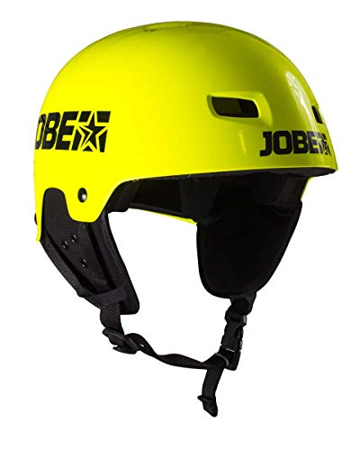 Jobe Heavy Duty Wake Board Casco Amarillo Casco Wakeboard Casco Surf - XL