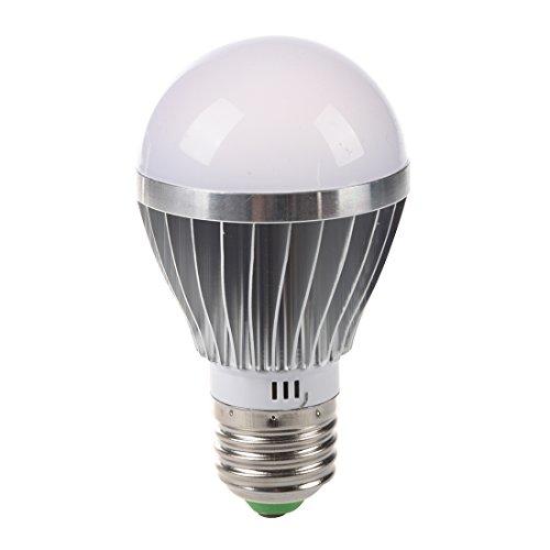 REFURBISHHOUSE E27 5w 12v Bombilla LED blanco de alta potencia