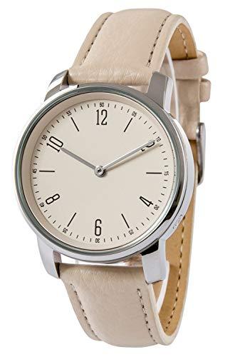 Reloj de Pulsera para Mujer, Acero Inoxidable