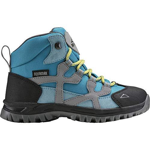 McKINLEY Unisex-Kinder Santiago Pro Aquamax Trekking-& Wanderstiefel, Türkis (Turquoise/Blue Light 905), 37 EU