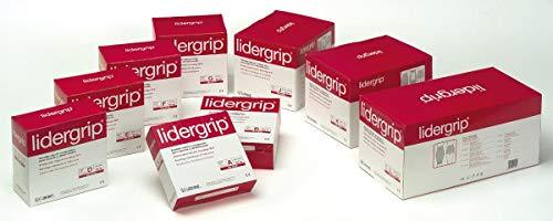 Lidergrip - G, Vendaje tubular compresivo libre de látex para Muslos gruesos - 1 rollo de 10 m.