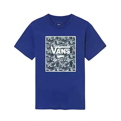 Vans Camiseta Print Box Boys - Algodón Niños Talla: XL