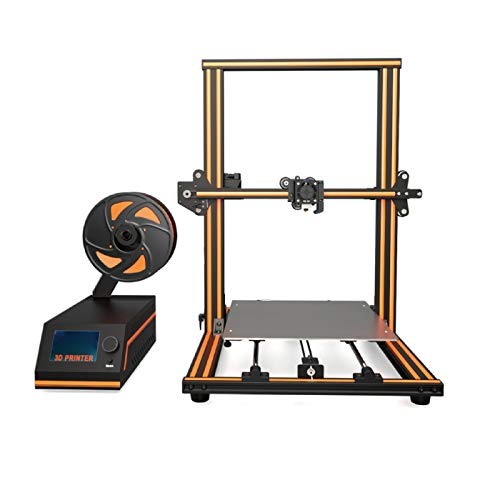 TONGDAUR E16 High-precision DIY 3D Printer Self-assembly Large Print Size Aluminum Alloy LCD Display Auto Filament Feeding
