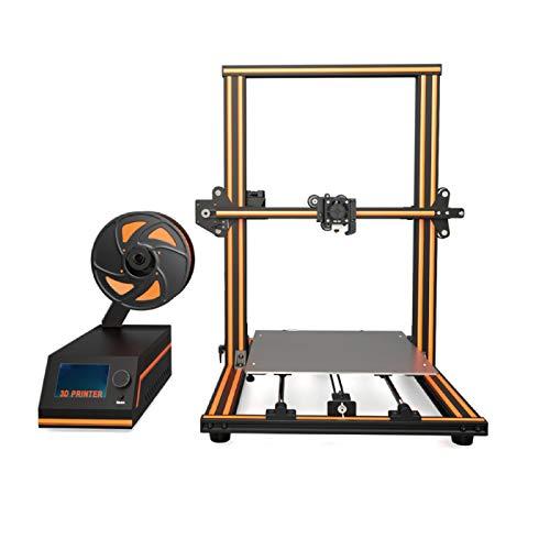 MYD Imprimante Anet E16 Haute précision DIY Imprimante 3D Auto-Assemblage Grande Taille d'impression en Alliage D'aluminium LCD Affichage Automatique Filament Alimentation Accessoires