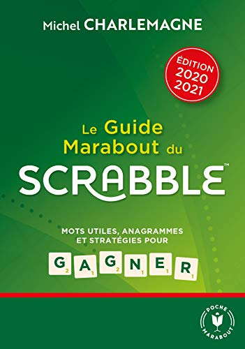Le grand livre Marabout du scrabble ed 2020