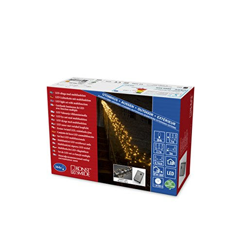 Konstsmide 3860-800 Micro LED Büschellichterkette