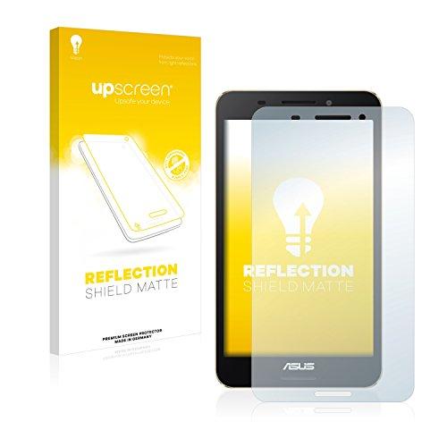 upscreen Entspiegelungs-Schutzfolie kompatibel mit Asus FonePad 7 FE375CXG – Anti-Reflex Bildschirmschutz-Folie Matt