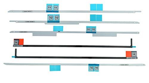JANRI® Ersatz LCD Display Klebeband Reparatur Kit Streifen für Apple iMac 27 inch A1419 (iMac13,2 Ende 2012, iMac14,2 Ende 2013, imac15,1 Retina 5 K spät 2014, imac17,1 Retina 5 K Ende 2015)