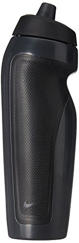 Nike Sport Water Bottle 600ml anthracite/black