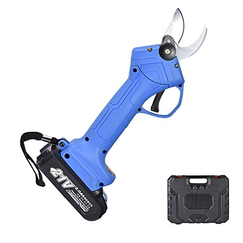 Affordable Pruning Shears Stainless Cordless, Electric Hand Cutter with Lithium Battery