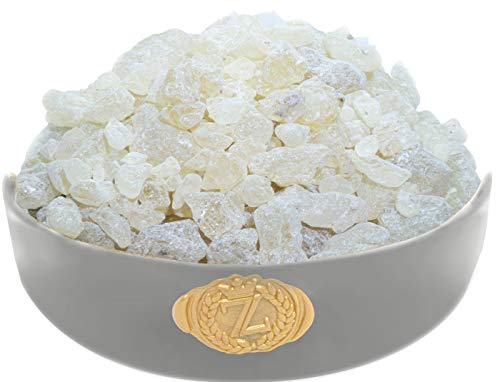 Zanarkand 250g Dammar Harz - Zitronig, belebend - Räucherwerk - 1. Qualität - ideal zum Räuchern mit Weihrauch