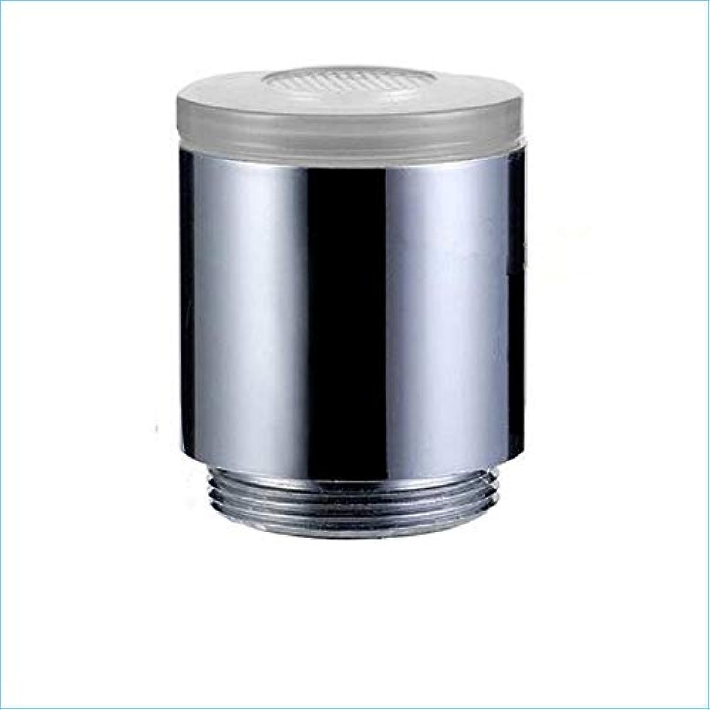 Led Duschkopf Temperaturregelung TriFarbe Farbe Wasserhahn Belüfter Licht, Thermostat Tri-Farbe-Licht Emittierende, Led-Wasserhahn-Adapter