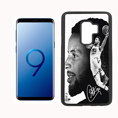 Sycase Warrior Superstar Curry Basketball Phone Case for Samsung Galaxy S9 Case,PC Material Hard Case Never Fade