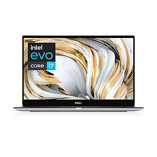 "Dell XPS 13 9305 Intel Core i7-1165G7 EVO Ordinateur portable 13,3"" Full HD Platinum silver 8Go de RAM SSD 512Go Intel Iris Xe - UMA Graphics Windows 10 Home Clavier AZERTY Français rétroéclairé"