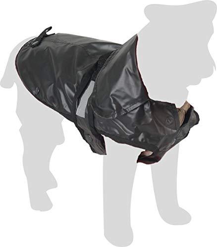 Karlie 16173 Hundemantel, Outdoor 2 in 1, 32 cm mit Innenfutter