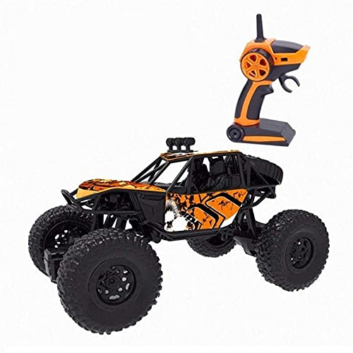 Coche de Control Remoto, 25 mph de Alta Velocidad 4WD Racing Drift RC Cars, 1:22 Fast Powerful Off Road-All Terrain 2.4Ghz Electric Rocking Crawler, Recargable RC Truck Toy Gift para Adultos