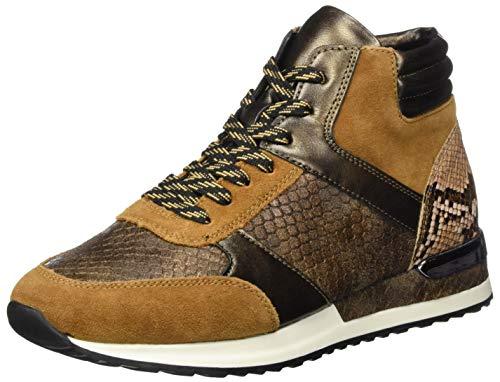 Remonte Damen R2573 Sneaker, Cuoio/antik/antik/Brown / 23, 39 EU