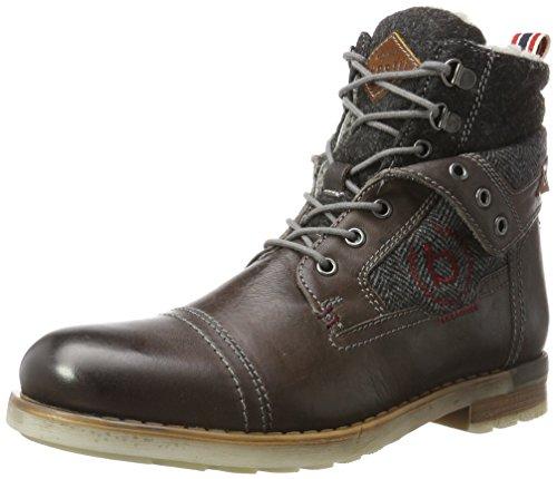 bugatti Herren 321336513269 Klassische Stiefel, Grau, 42 EU