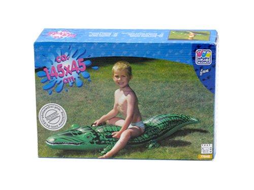Happy People 77848 Krokodil Floater, Mehrgarbig