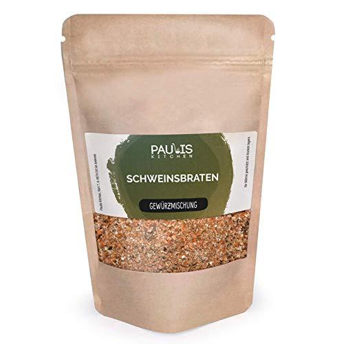Paulis Kitchen - Schweinsbraten - Gewürzmischung (300)