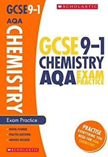 GCSE Chemistry AQA Exam Practice Book. Achieve the Highest